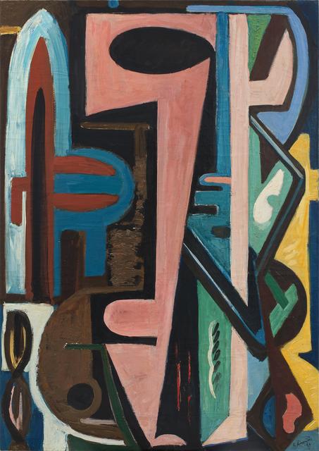 , 'Opus 270,' 1946, Galerie Diane de Polignac & Chazournes
