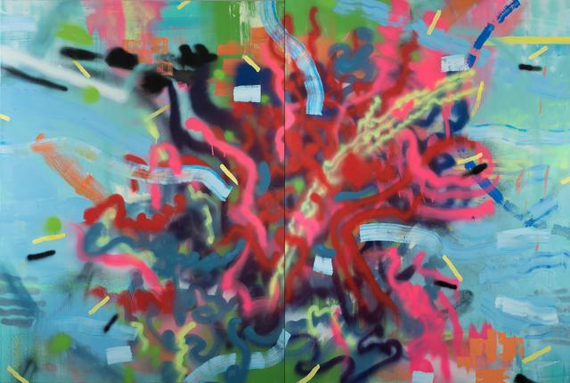 , 'No. 1 Painting,' 2015, ZINC contemporary
