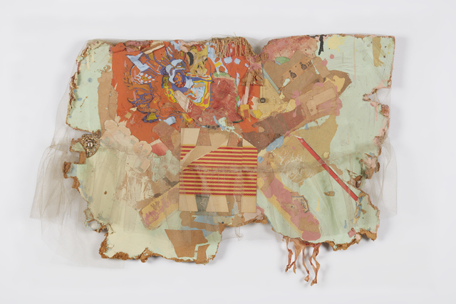 , 'MEXICO COLLAGE,' 1962, San Francisco Museum of Modern Art (SFMOMA)
