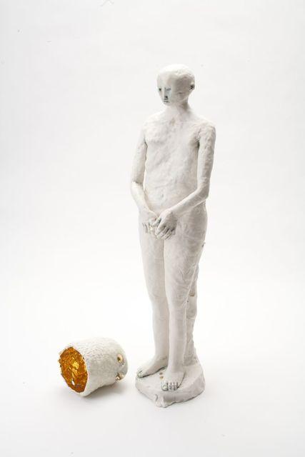 , 'Untitled 1 (Bird Figure),' 2017, JanKossen Contemporary