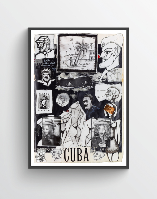 , 'Cuba,' 2017, Trotta-Bono Contemporary