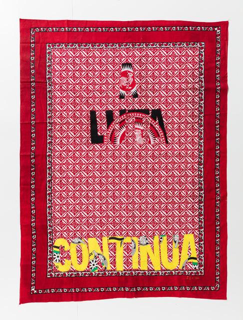 , 'A Lutta Continua,' 2017, Afronova