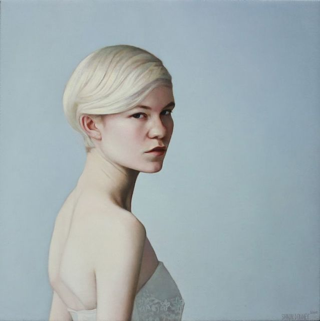 , 'Little White Dervla #1 ,' 2016, Galerie de Bellefeuille