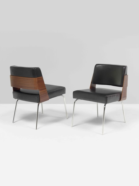 , 'Pair of chairs 3004,' 1963, Galerie Pascal Cuisinier
