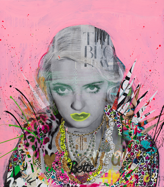 , 'Bad Bette,' 2015, DETOUR Gallery