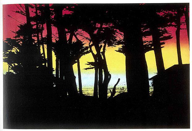 , '100 YEARS AGO, Big Sur,' 2000-2001, Galerie Maximillian
