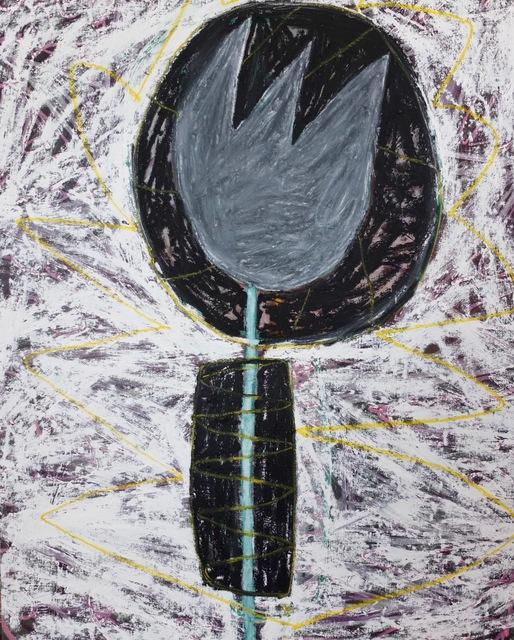 , 'Wolf Tulip,' 2017, Madelyn Jordon Fine Art