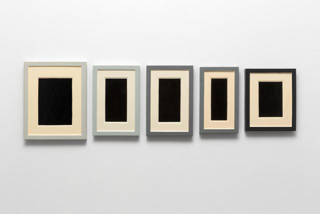 , 'Collection of Five Plaster Surrogates,' 1982, Galerie Thomas Schulte