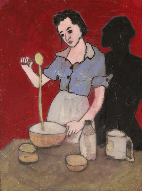 Morrison Pierce, 'Kitchen Scene #3', 2019, The Secret Gallery
