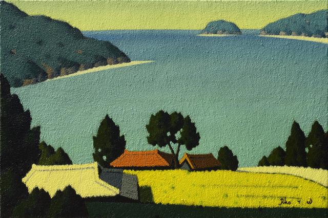 , 'Spring of NamHae(남해의 봄),' 2013, Galerie Bhak