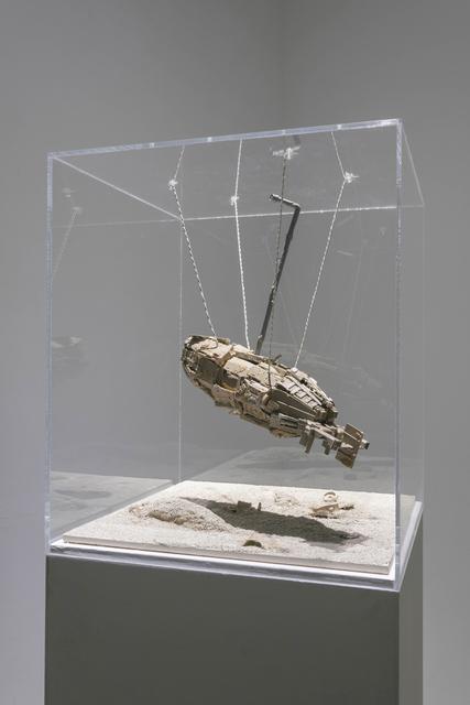 , 'Plastic Model of Torpedo,' 2017, Yoshimi Arts