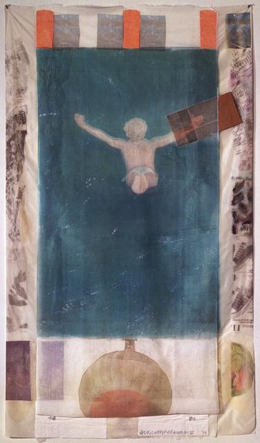 , 'Pull,' 1974, Gemini G.E.L. at Joni Moisant Weyl