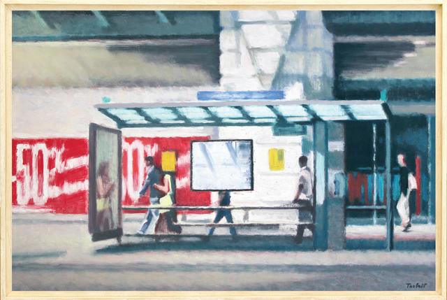 , 'Shopping Rue De Rivoli,' 2013, Galerie Art Jingle