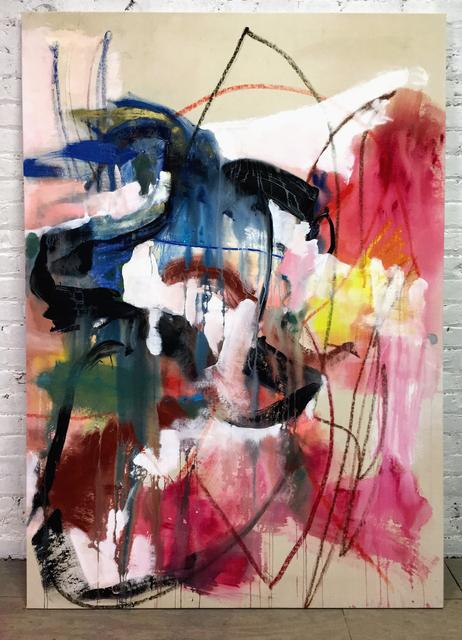 , 'Pounding Heart II,' 2016, McCaig-Welles