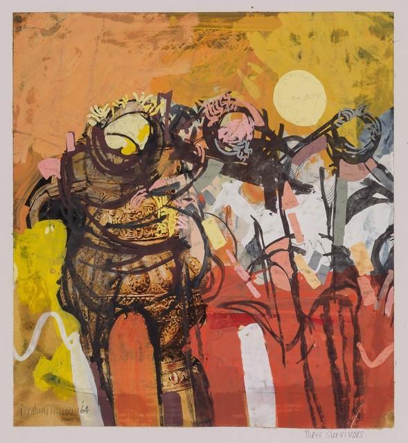 Ibrahim Hussein, 'Three Survivors', 1964, Doyle