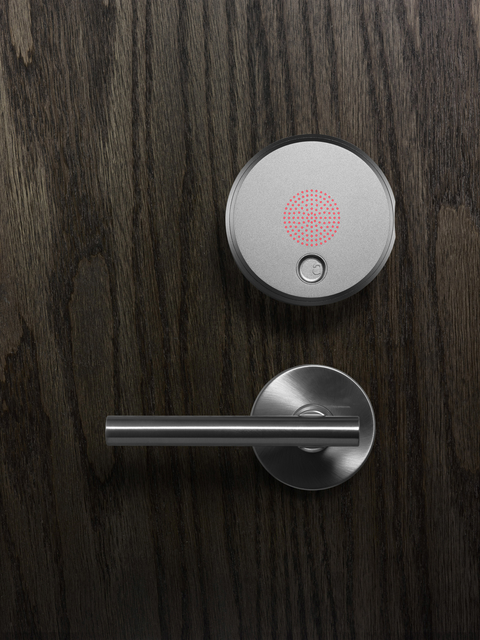 , 'August Smart Lock,' 2013, Cooper Hewitt, Smithsonian Design Museum