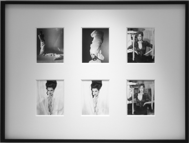 , 'Various titles From left to right and from top down: (1) Catherine Noyes, Interview Mag. Milano | (2)Daniela Ghione, Interview Mag. Milano | (3) Felicitas Boch, Milano | (4-5) Daniela Ghione, Interview Mag., Milano | (6) Felicitas Boch, Milano,' 1982-1986, 29 ARTS IN PROGRESS gallery