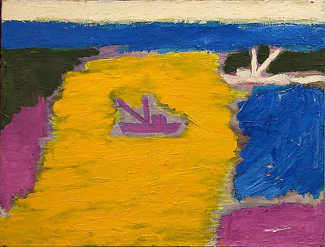 , 'Sea,' 2014, Abode
