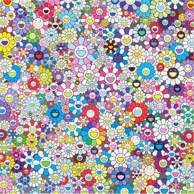 Takashi Murakami, 'Shangri-la, Shangri-la, Shangri-la', 2016, Lougher Contemporary