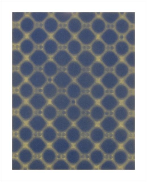 , 'Grid 8, 18/25,' 2008, Manneken Press