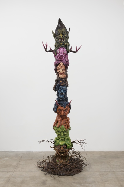 , 'Witch Totem,' 2016, Gavlak