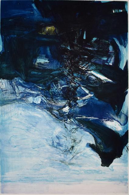 Zao Wou-Ki 趙無極, 'Etching No. 210', 1970, Gilden's Art Gallery