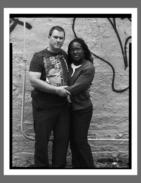 , 'Sherita & Allan, New York City,' , Soho Photo Gallery