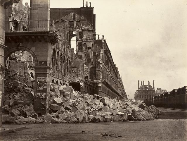 'Paris Après La Commune', 1871, Il Ponte
