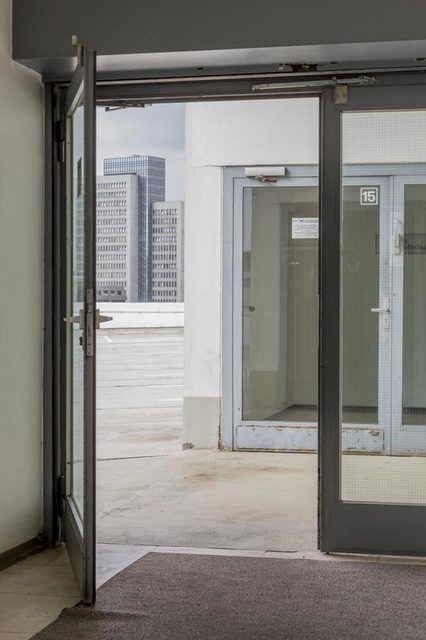 , 'Deck 5 Door,' 2014, Gallery AM MEER