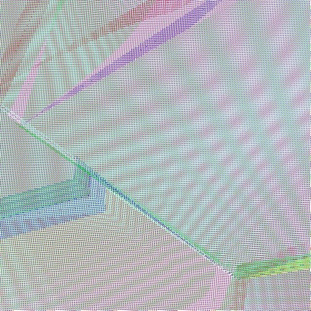 , 'RGB I-182,' 2015, DAM Gallery