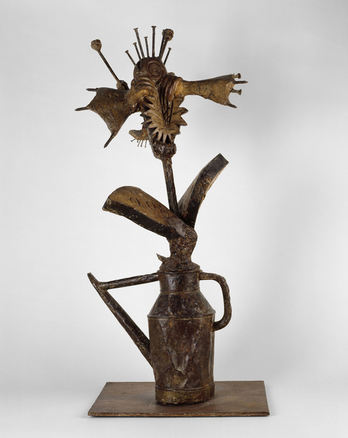 , 'Flowery Watering Can,' 1951-52, The Museum of Modern Art