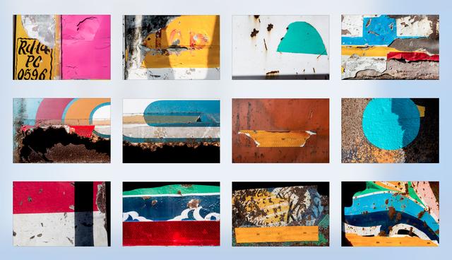 , 'Color field ,' 2016, Ansorena Galeria de Arte