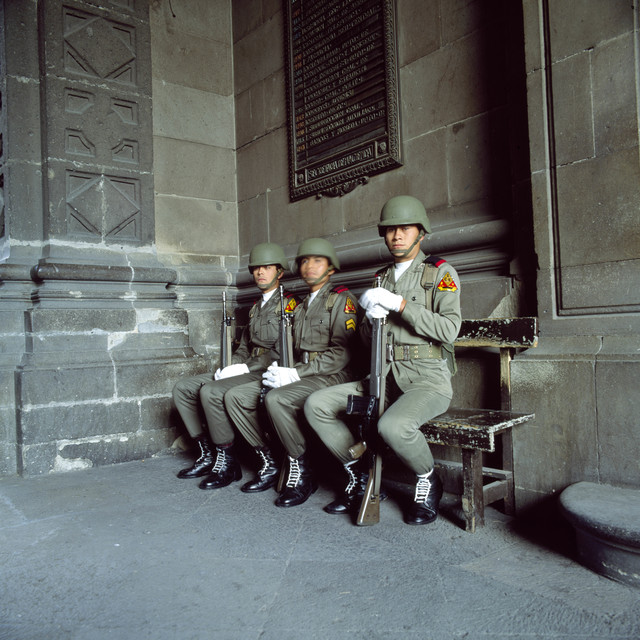 David Constantine, 'Mexico City, Mexico', 1990, Osborne Samuel