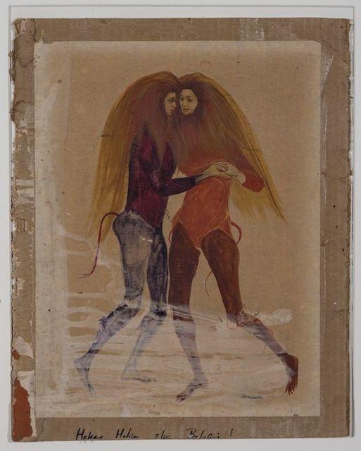 , 'Hekas Hekas (dancing pair),' n.d., Marc Selwyn Fine Art