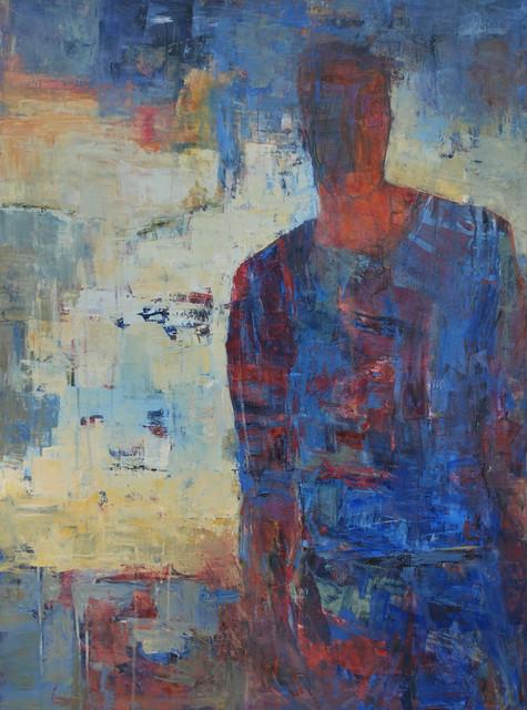 , 'Man,' 2016, InLiquid