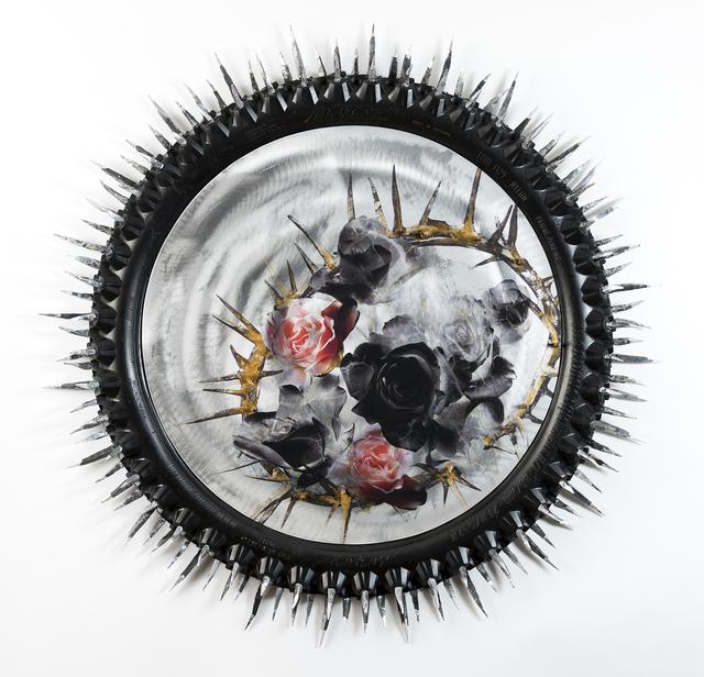 , 'Les Corps Célestes 3,' 2018, Thompson Landry Gallery