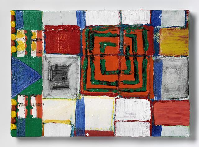 , 'Godot-No Go,' 2015, Gallery NAGA