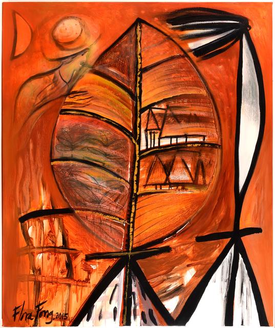 , 'Zona tabacalera / Tabacco Zone,' 2015, ArteMorfosis - Cuban Art Platform