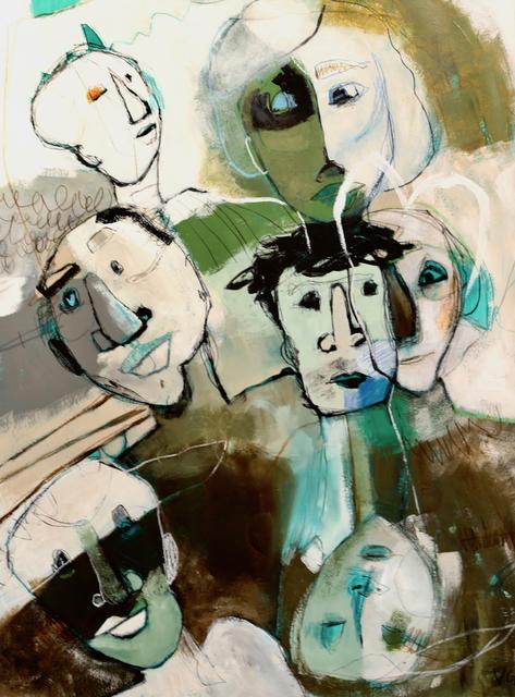 Vikki Drummond, 'DEGREES OF SEPARATION', 2019, ARTE funktional