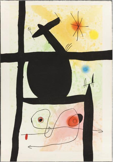 Joan Miró, 'La Calebasse', 1969, Galerie d'Orsay