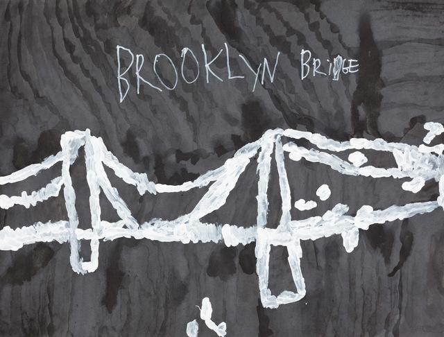 Gabriel Maduena, 'Brooklyn Bridge', 2014, Creativity Explored
