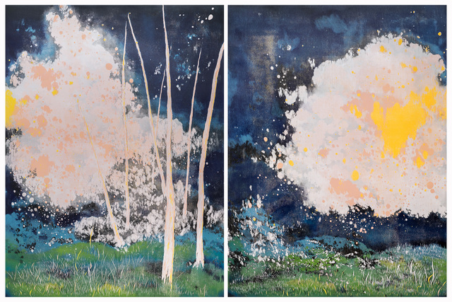 , 'Fireworks,' 2015, Liang Gallery