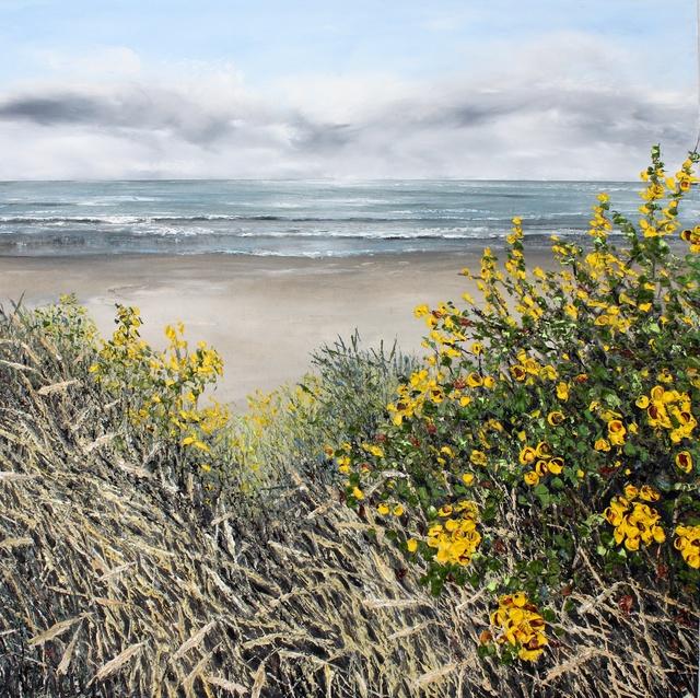 , 'Gentle Breeze,' 2019, Kurbatoff Gallery