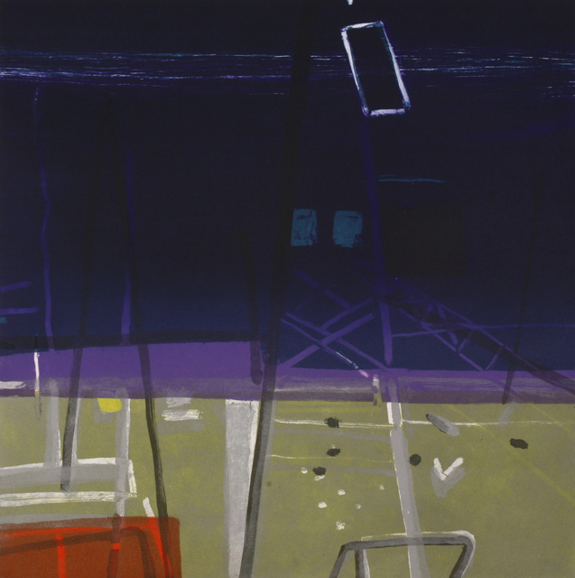 , 'Docklands,' 2006, Stoney Road Press