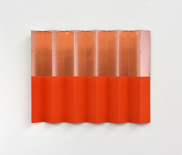 , 'Roof Study 30,' 2018, Galerie Thomas Bernard