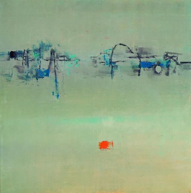 , 'Painting No. 1,' 1952, Guggenheim Museum