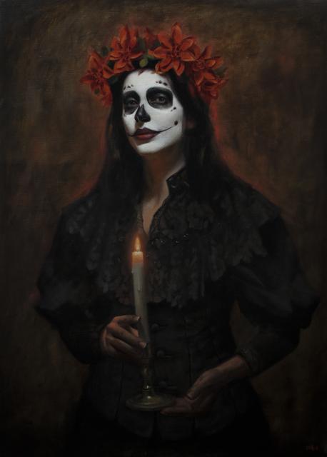 , 'Dia de los Muertos,' 2014, Gallery 1261