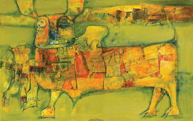 , 'Festival Bull,' 1965, Dag Modern