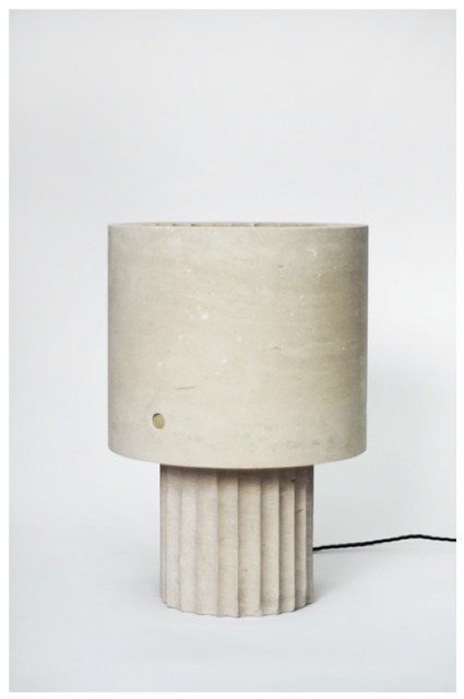, 'Small Portland Limestone Lamp,' 2014, Johnson Trading Gallery