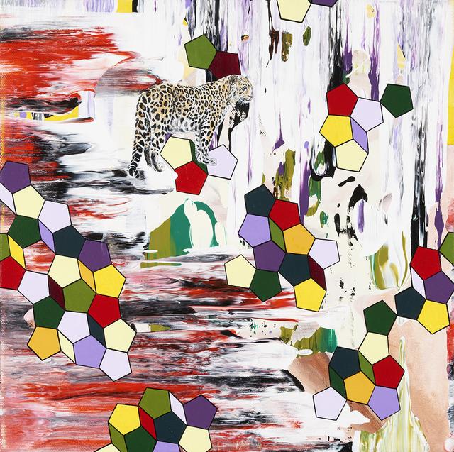 , 'Amur Leopard,' 2015, Catharine Clark Gallery